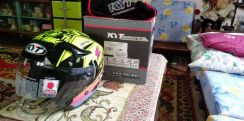 Helmet Casco KYT Venom Open Face 2XL