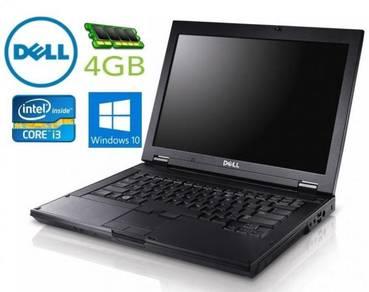 Dell Latitude E5510 Core i3 4GB 15.4