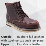 Hercules Safety Shoe