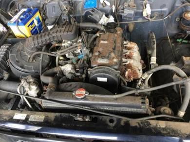 Suzuki jimny sj413 Carbutor covertion injection