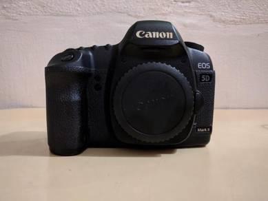 Canon 5D MK II (SC 83k)