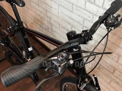 FUJI 2.1 700C HYBRID 24 SPEED TOURING Bicycle BIKE
