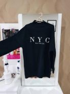 NYC Turtle Neck Sweater