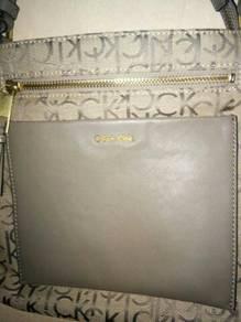 Calvin Klein sling bag and Coach handbag/sling bag