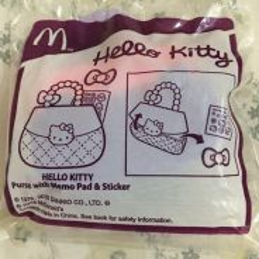 Mcdonalds Hello Kitty Purse