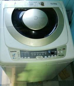 Mesin automatic toshiba 10kg