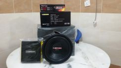 Kennon 12 inch woofer & box & amp