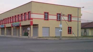 Corner Lot OPTIC telekom Ready Offce/RestHouse Multi Supt. Business