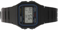 Jam Original CASIO Digital Watch F91W1 Resin Strap