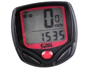 Bicycle Odometer Cycling Speedometer Meter Basikal