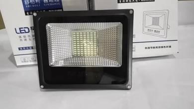 50w LED Flood Light AC220v Lampu utk rumah kedai