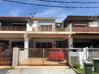 Murah Double Storey Terrace Taman Perdana College Height