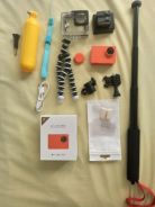 Xiaomi seabird 4K original action camera