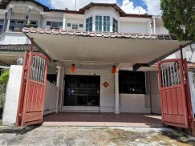 Menglembu 2 Storey Terrace House For Sale at Taman Rasi Jaya, ipoh