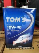 TOMS 10W40 Toyota fully engine oil