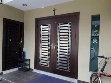 Kulai 2 Storey House Taman Desa Baiduri Renovated Fully Furnished