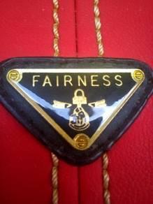 Fairness Red Handbag Tote Sling Shoulder