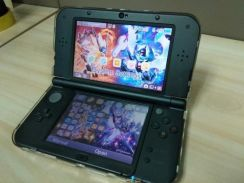 New Nintendo 3DS XL With 7 Games