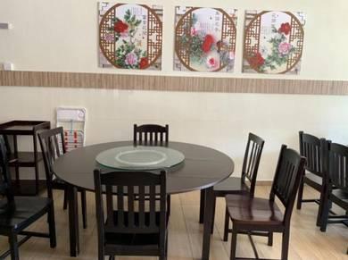 Well Equip Restaurant At Kota Laksamana, Melaka For Rent