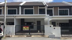 2 Storey Terrace House Indera Mahkota 2