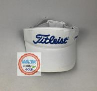 Golf Visor Hat Titleist (New)