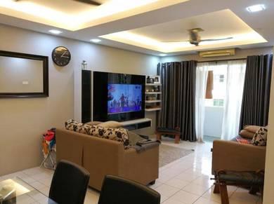 Jasmine Court Apartment, Bandar Puchong Jaya (GROUND FLOOR) FREEHOLD