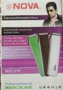 Pro rechargeable trimmer