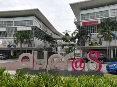 Office Space Ayer 8, Putrajaya