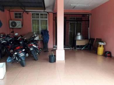 Single Storey Terrace House At Padang Serai