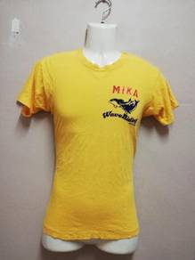 Vintage T-Shirt DOLPHIN 'MIKA WAVE RIDING' Japan