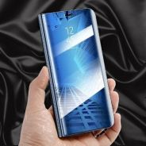 Huawei Nova 3i flip mirror cover - Blue