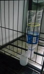 Bekas Air Kucing/Small Pets