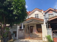 ReNoVaTeD HouSe SIERRA PERDANA, Masai, 2sty 18x65sft FREEHOLD