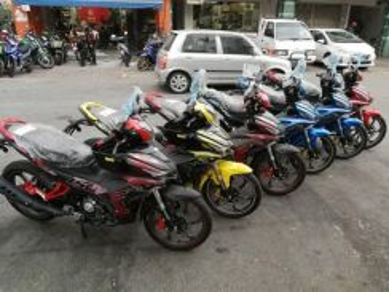 BENELLI RFS 150i ready stock (Promo CNY )