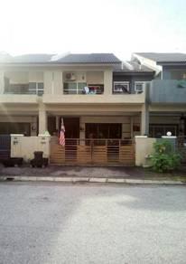 Rumah 2 tingkat di rapat permai ampang/medan gopeng ipoh