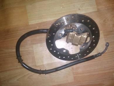 Plate disc & pump disc