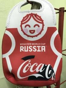 World cup sponge bag