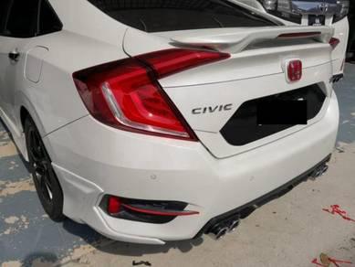 Honda Civic Fc Led Light Bar Tail Lamp V2 (RED)