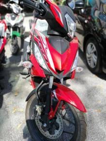 Honda RS150 rebet promotion