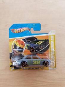 Hot Wheels BLUEBIRD 510 GREEN Short Card RARE JDM