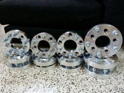 5 Holes PCD 100.108.112.114.3 120 Convert Spacer
