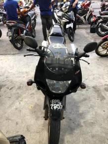Kawasaki krr 150_used