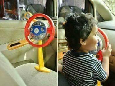 Electronic Backseat Driver (POS SAJA)