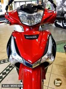 Honda wave125 promotion