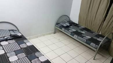 Master RoomFlora Damansara-Ikea,tv3,ecurve,outama