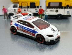 Hotwheels Custom Honda Civic Type R