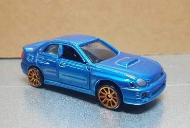 Tomica Custom Subaru Impreza WRX