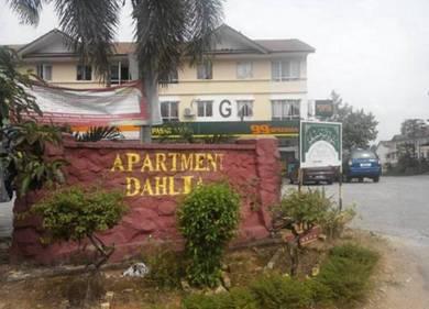 Dahlia Apartment ,Taman Bunga Raya Bukit Beruntung