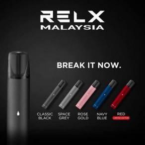RELX Starter Kit (Ready Stock)