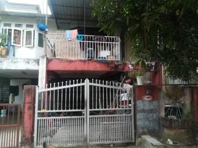 Double Storey House Prai Sale (Ready Tenant RM900)